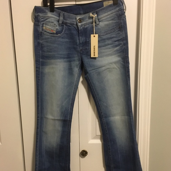 Diesel jeans bootcut 29 new stretch